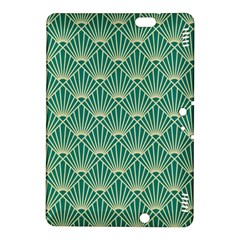 Green Fan  Kindle Fire Hdx 8 9  Hardshell Case