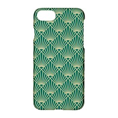 Green Fan  Apple Iphone 7 Hardshell Case