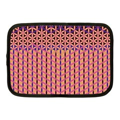 Flower Of Life Pattern 3 Netbook Case (medium)