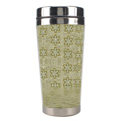 Shooting Stars Over The Sea Of Calm Stainless Steel Travel Tumblers