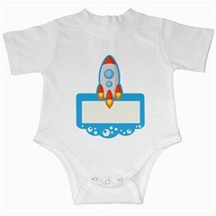 Rocket Spaceship Clip Art Clipart Infant Creepers