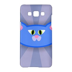 Advertise Animal Boarding Cat Samsung Galaxy A5 Hardshell Case