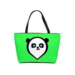 Panda Bear Shoulder Handbags