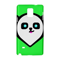 Panda Bear Samsung Galaxy Note 4 Hardshell Case