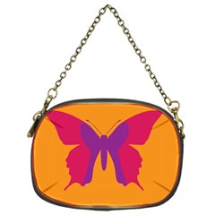 Butterfly Wings Insect Nature Chain Purses (one Side)