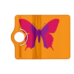 Butterfly Wings Insect Nature Kindle Fire Hd (2013) Flip 360 Case