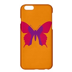 Butterfly Wings Insect Nature Apple Iphone 6 Plus/6s Plus Hardshell Case