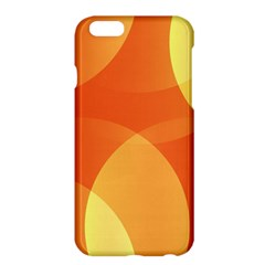 Abstract Orange Yellow Red Color Apple Iphone 6 Plus/6s Plus Hardshell Case