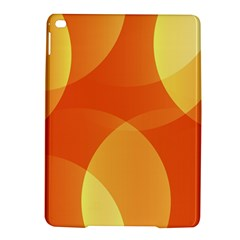 Abstract Orange Yellow Red Color Ipad Air 2 Hardshell Cases