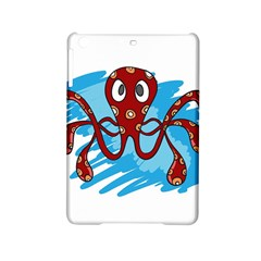 Octopus Sea Ocean Cartoon Animal Ipad Mini 2 Hardshell Cases