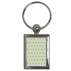 Birds Hummingbirds Wings Key Chains (rectangle)