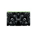 Peacock Bird Animal Feather Cosmetic Bag (XS) Front