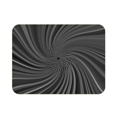 Abstract Art Color Design Lines Double Sided Flano Blanket (mini)