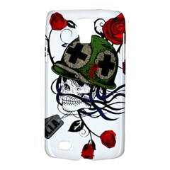 Skull Skeleton Dead Death Face Galaxy S4 Active