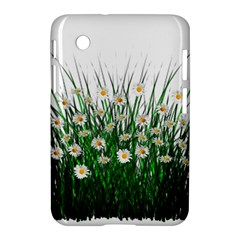 Spring Flowers Grass Meadow Plant Samsung Galaxy Tab 2 (7 ) P3100 Hardshell Case
