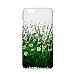 Spring Flowers Grass Meadow Plant Apple Iphone 6/6s Hardshell Case