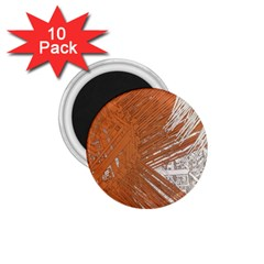 Abstract Lines Background Mess 1 75  Magnets (10 Pack)