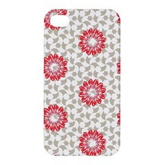 Stamping Pattern Fashion Background Apple Iphone 4/4s Hardshell Case