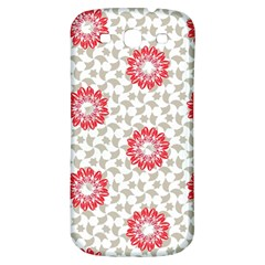 Stamping Pattern Fashion Background Samsung Galaxy S3 S Iii Classic Hardshell Back Case