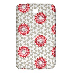 Stamping Pattern Fashion Background Samsung Galaxy Tab 3 (7 ) P3200 Hardshell Case