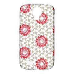 Stamping Pattern Fashion Background Samsung Galaxy S4 Classic Hardshell Case (pc+silicone)