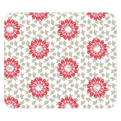 Stamping Pattern Fashion Background Double Sided Flano Blanket (small)