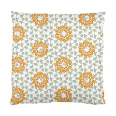 Stamping Pattern Fashion Background Standard Cushion Case (one Side)