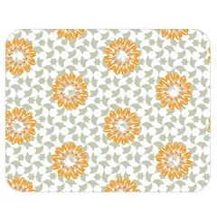 Stamping Pattern Fashion Background Double Sided Flano Blanket (medium)