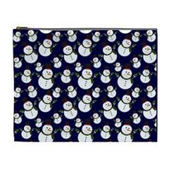 Christmas Cosmetic Bag (xl)