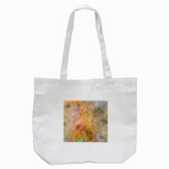 Texture Pattern Background Marbled Tote Bag (white)