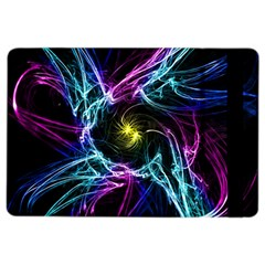 Abstract Art Color Design Lines Ipad Air 2 Flip
