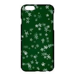 Template Winter Christmas Xmas Apple Iphone 6 Plus/6s Plus Hardshell Case