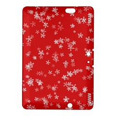 Template Winter Christmas Xmas Kindle Fire Hdx 8 9  Hardshell Case