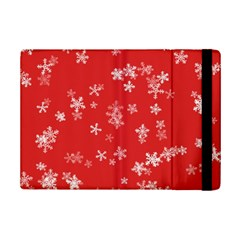 Template Winter Christmas Xmas Ipad Mini 2 Flip Cases
