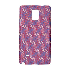 Pattern Abstract Squiggles Gliftex Samsung Galaxy Note 4 Hardshell Case