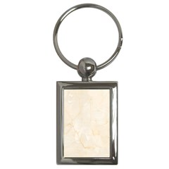 Rock Tile Marble Structure Key Chains (rectangle)