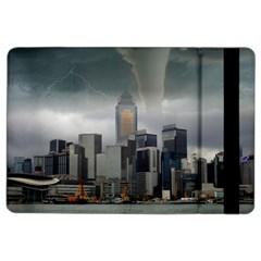 Tornado Storm Lightning Skyline Ipad Air 2 Flip