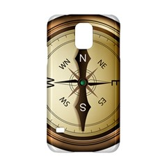 Compass North South East Wes Samsung Galaxy S5 Hardshell Case
