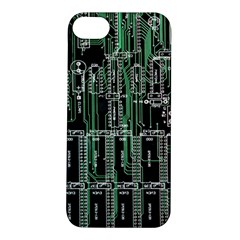 Printed Circuit Board Circuits Apple Iphone 5s/ Se Hardshell Case