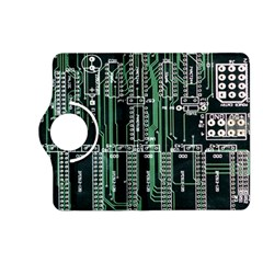 Printed Circuit Board Circuits Kindle Fire Hd (2013) Flip 360 Case