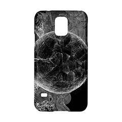 Space Universe Earth Rocket Samsung Galaxy S5 Hardshell Case