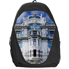 Squad Latvia Architecture Backpack Bag