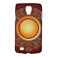 Badge Gilding Sun Red Oriental Galaxy S4 Active