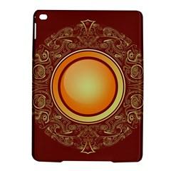 Badge Gilding Sun Red Oriental Ipad Air 2 Hardshell Cases