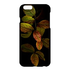 Autumn Leaves Foliage Apple Iphone 6 Plus/6s Plus Hardshell Case