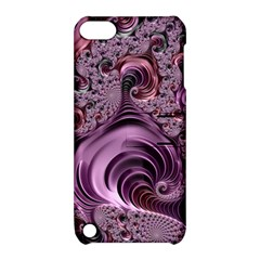 Abstract Art Fractal Apple Ipod Touch 5 Hardshell Case With Stand