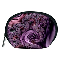 Abstract Art Fractal Accessory Pouches (medium)