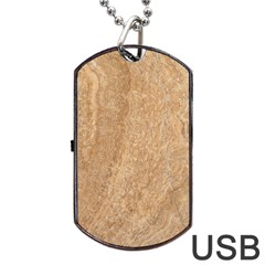 Rock Tile Marble Structure Dog Tag Usb Flash (two Sides)
