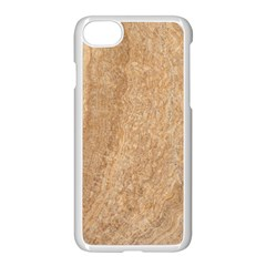 Rock Tile Marble Structure Apple Iphone 8 Seamless Case (white)