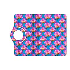 Seamless Flower Pattern Colorful Kindle Fire Hd (2013) Flip 360 Case